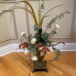 Ethan Allen Flower Arrangement